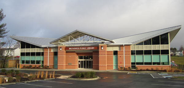 Frederick County (Md.) Public Libraries, Brunswick Public Library