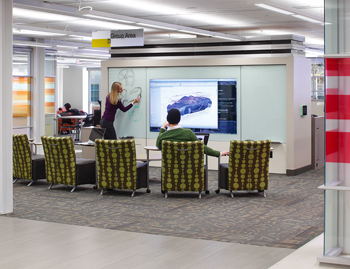 The 2014 Library Design Showcase