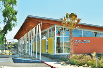 San Diego County (Calif.) Library—Lincoln Acres Branch