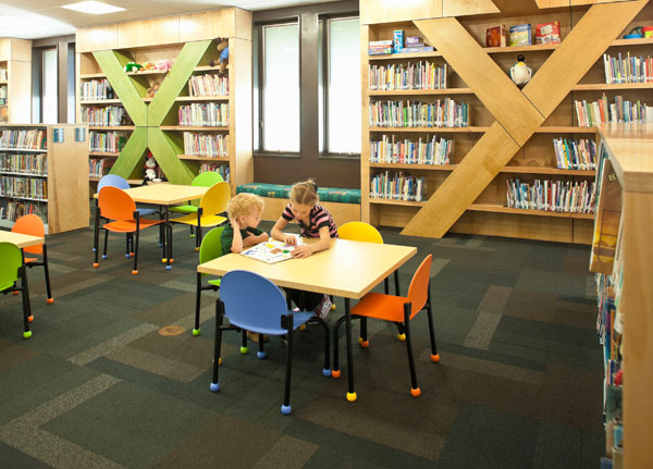 American Libraries Annual Review Of The Best In New And Renovated Library Facilities