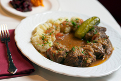 Beef Stew at Russian Tea Time; photo: Russian Tea Time