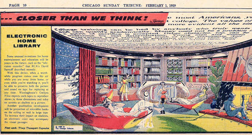 42 visions of tomorrow from the Golden Age of Futurism