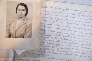 LC's Rosa Parks papers reveal she was more than a one-time activist