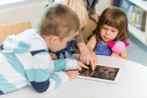 Young Children and New Media in Libraries
