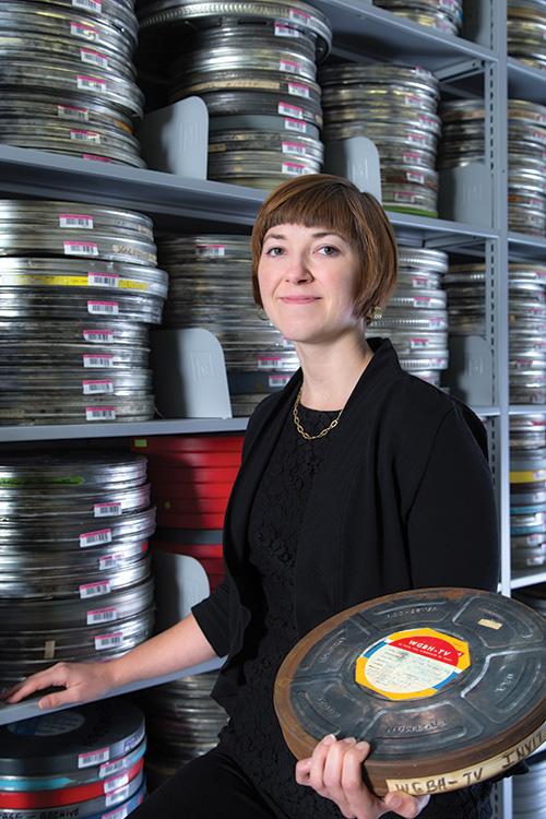In the Vault: Preserving Public Media History