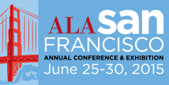 2015 ALA Annual Conference in San Francisco