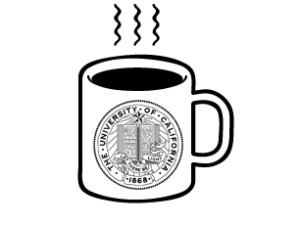 University of California at Berkeley announced that recent digitization efforts were so successful, the library would reopen as a coffee bar.
