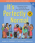 Cover of It's Perfectly Normal, by Robie Harris