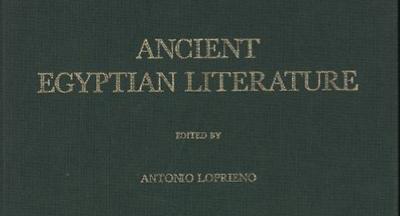 Ancient Egyptian Literature, edited by Antonio Loprieno (E.J. Brill, 1996)