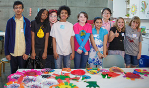At Richland Library in Columbia, South Carolina, tweens actively recruit members of its advisory group with BYOF (bring your own friend).