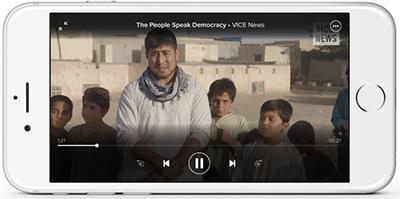 Video on Spotify