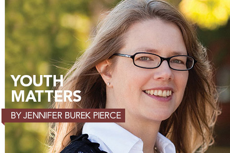 Jennifer Burek Pierce