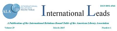 International Leads masthead