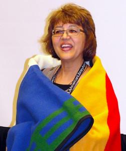 Former ALA President Loriene Roy