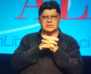 Robbie Robertson at ALA Annual Closing Session