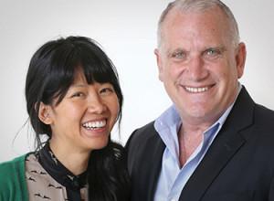 Alan Rabinowitz and Catia Chien