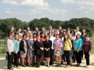 2015 ALA Leadership Institute participants.
