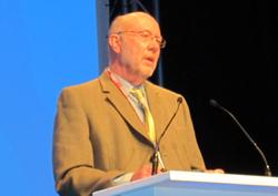 IFLA opening session keynote speaker Rob Adam