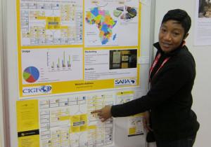 Shingi Muzondo explains the Africa Portal.