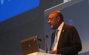 Getachew Engida, deputy director-general of UNESCO