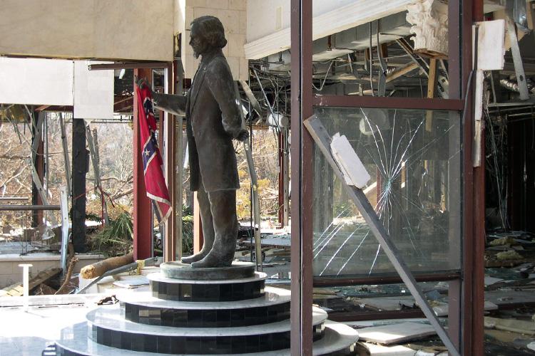 Jefferson Davis Presidential Library