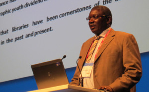 Stanley Simataa, Namibia's deputy minister of information and communication technology