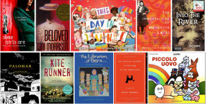 Books challenged or banned in 2015