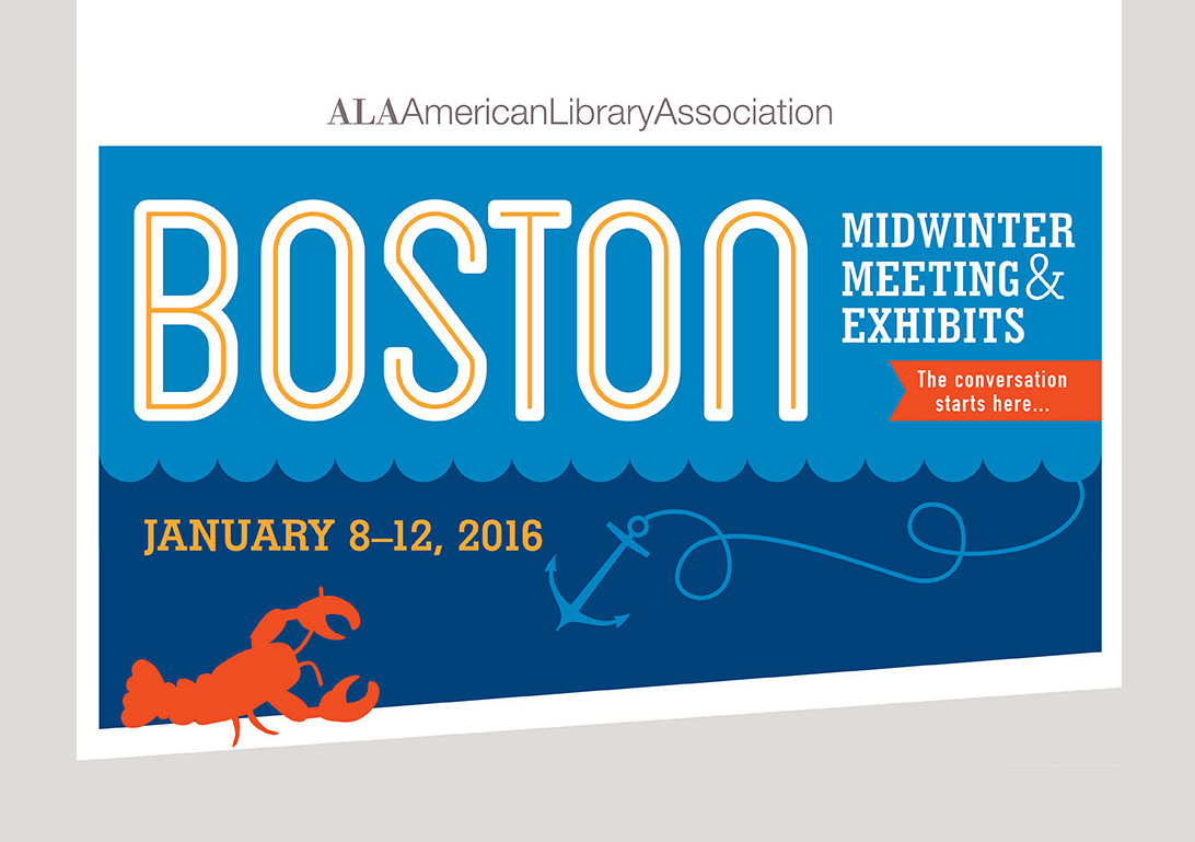 ALA Midwinter 2016 logo