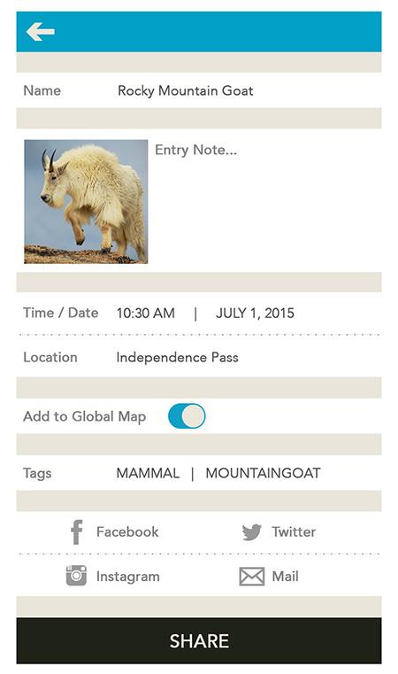Wild Colorado app