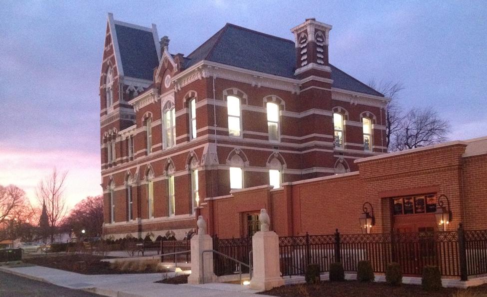 Willard Library, Evansville, Indiana