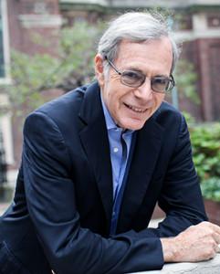 Columbia University History Professor Eric Foner. Photo by Daniela Zalcman.
