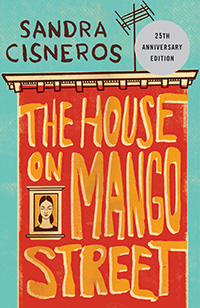 house on Mango street book cover