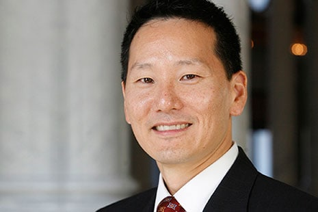 David Mao, Acting Librarian of Congress. Photo by Abby Brack Lewis