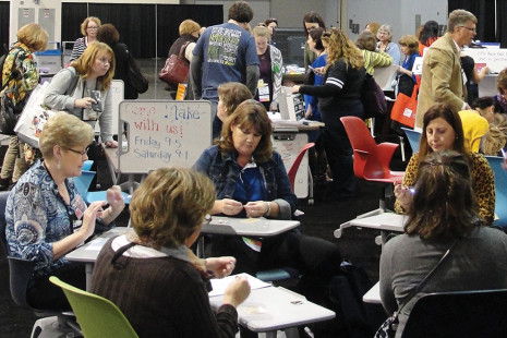 Makerspaces, Digital Literacy, Advocacy at AASL15