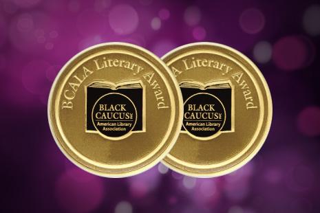 BCALA Literary Award seal
