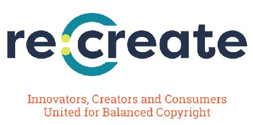 Re:Create Coalition logo