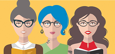 Librarian stereotypes