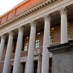 Harvard's Widener Memorial Library