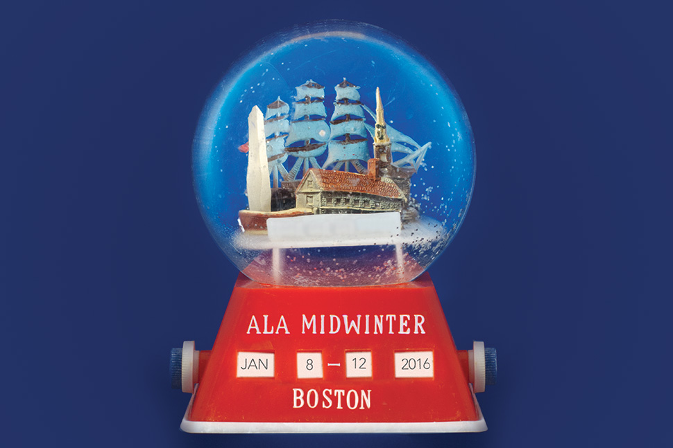 2016 ALA Midwinter Meeting & Exhibits