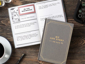 My Life Story--So Far journal