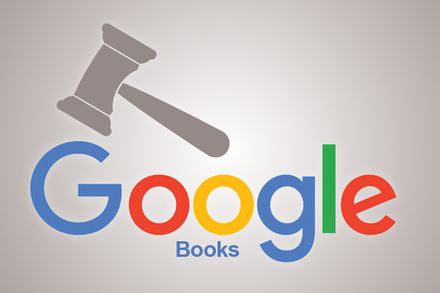 Google Books image with gavel