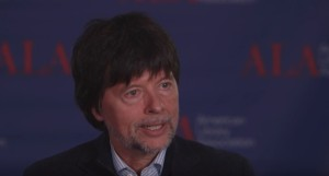 Ken Burns at Midwinter 2016