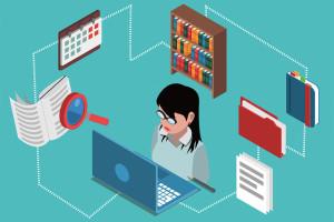 digital librarian