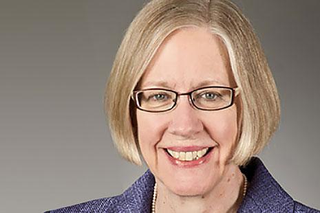 Susan Hildreth, candidate for ALA treasurer