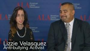 Lizzie Velásquez at the ALA 2016 Midwinter Meeting