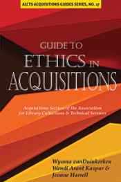 Guide to Ethics in Acquisitions