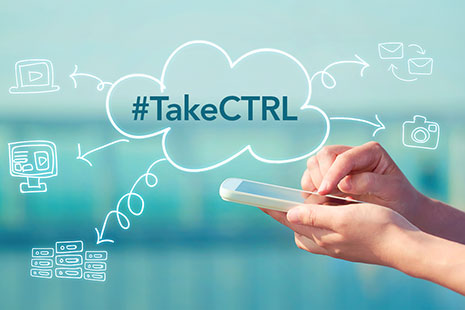 #TakeCTRL illustration