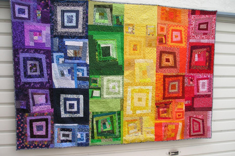 Raising Money for Students One Quilt at a Time