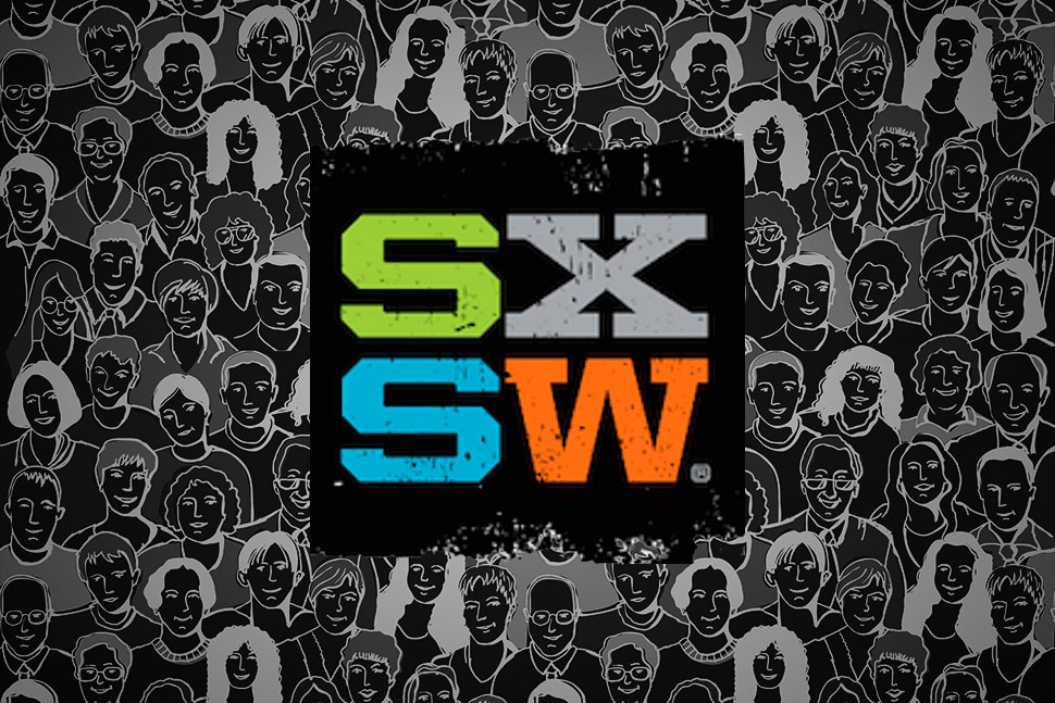 South by Southwest 2016 logo