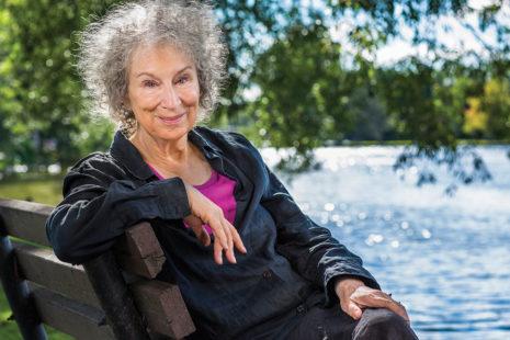 Newsmaker: Margaret Atwood